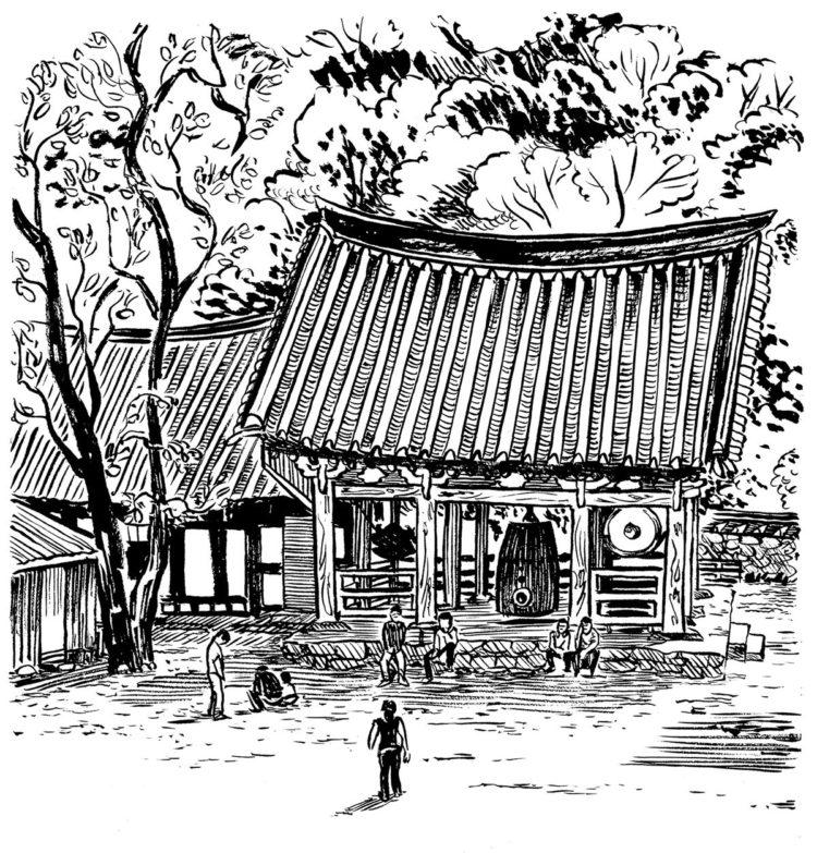 Korea Temple