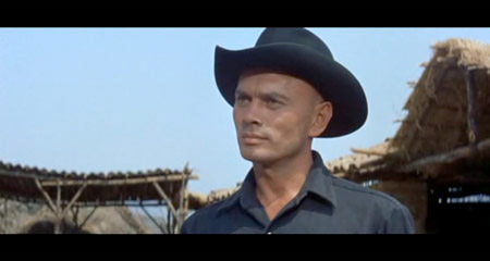 yul brynner as cowboy android